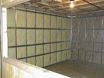 Village Hall Sound Proofing System