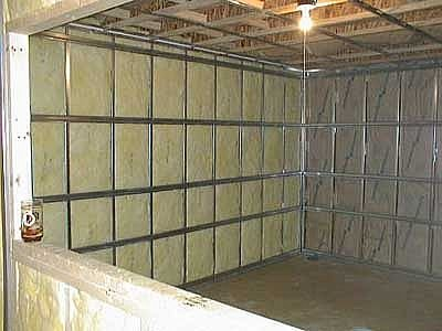 Room Sound Proofing / Acoustic Treatment for Rooms